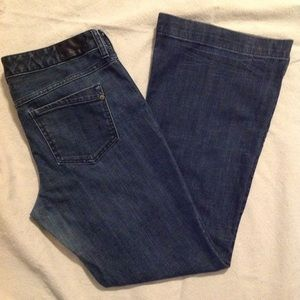 Express Fit & Flare Jeans Size 12R